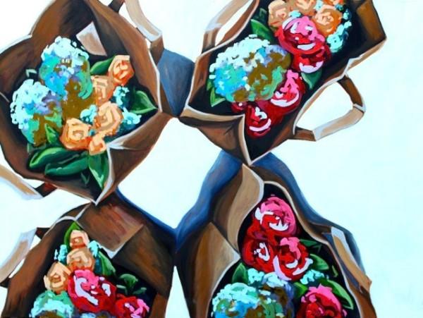 Flower Sacks
