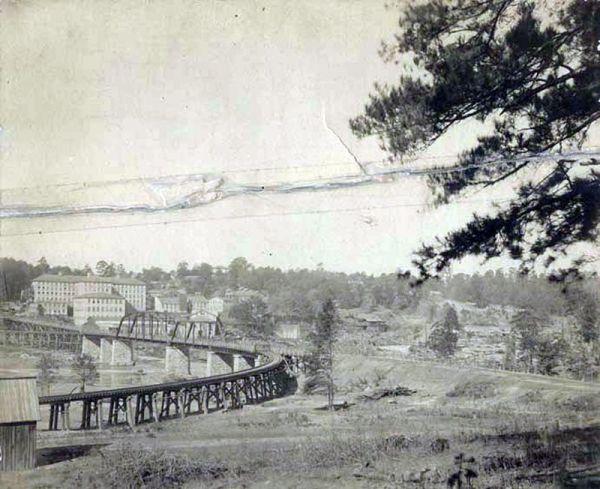 Tallassee Rail Bridge