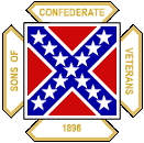 Sons of Confederate Veterans Gold Emblem