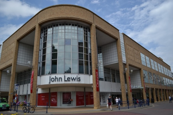 John Lewis Building - Kingston, UK