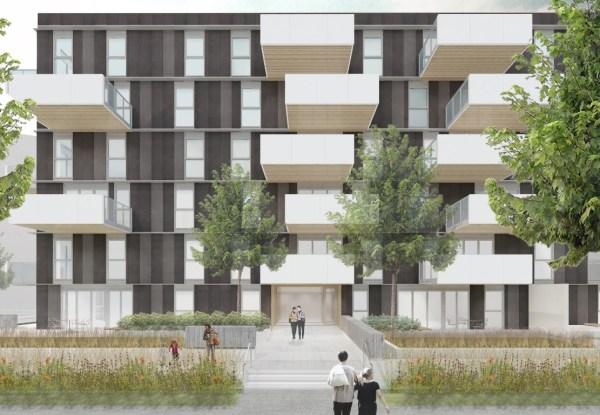 'Shift' Aragon Properties - Vancouver, BC