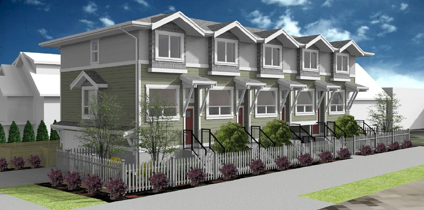 'W.I.N.G.S Housing Project' BC Housing - New Westminster, BC