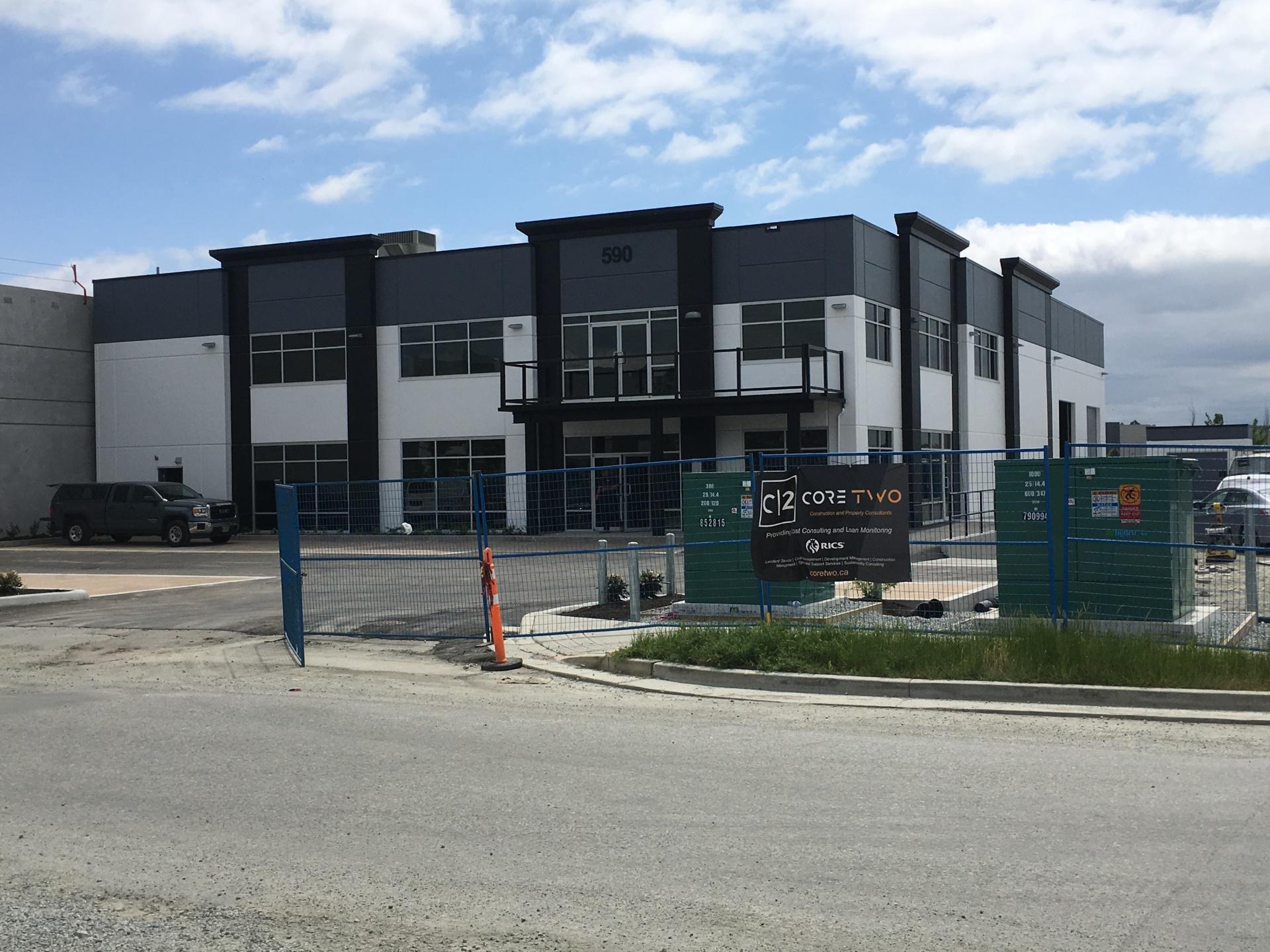 Eckowood Flooring - Office/Warehouse Building