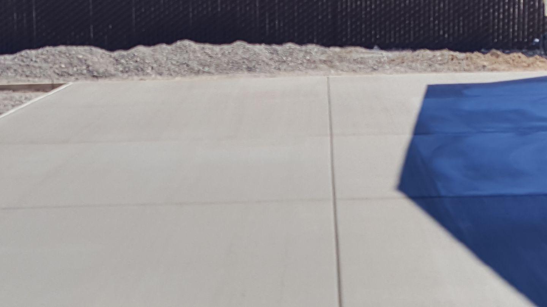 - Concrete -