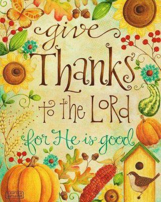 Happy Thanksgiving 2018