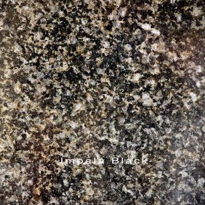 Impaula Black Granite