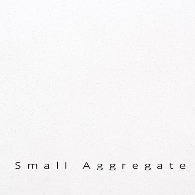 Small Aggregate White