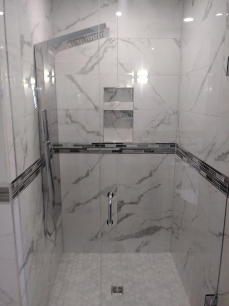 Full bathroom remodel