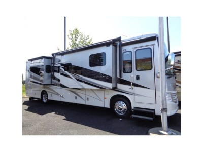 RV Purchased!! - July, 2017  Newmar Ventana