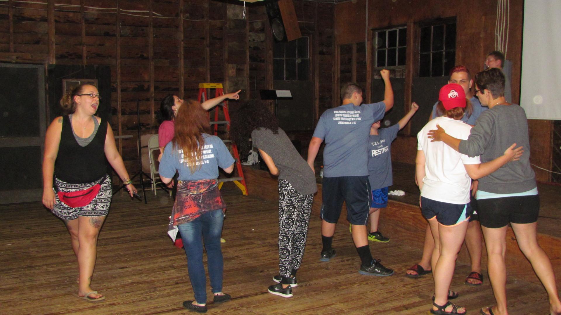 Camp Dance