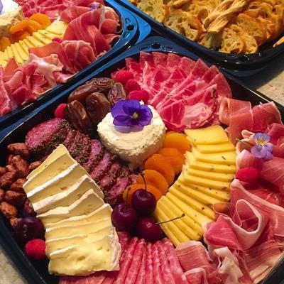 Charcuteries Platter