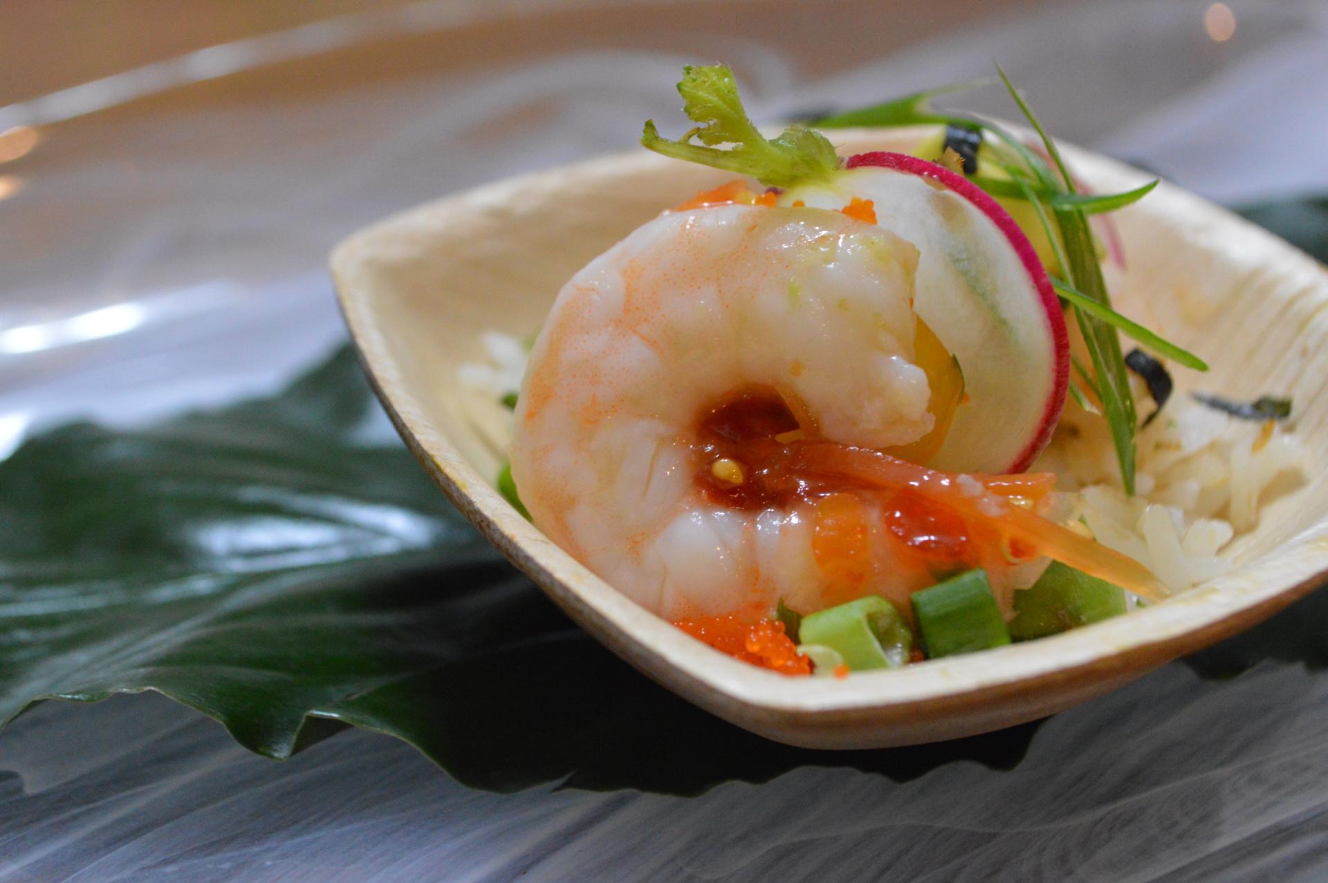 Shrimp Poke