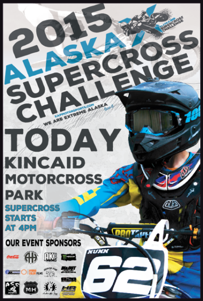 AK Supercross Challenge