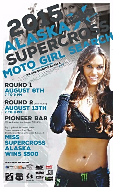Official Moto Girl Search