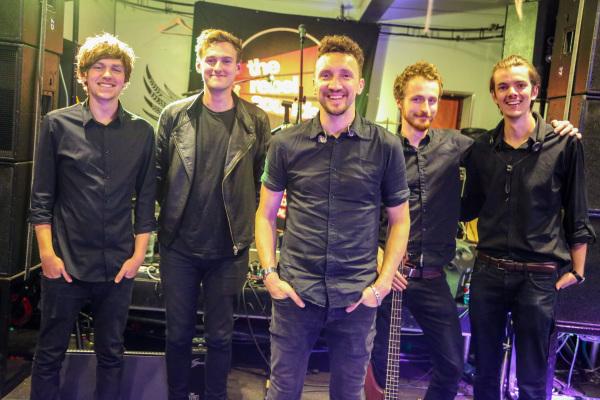 The Rebel Sounds - @ The Faversham Leeds