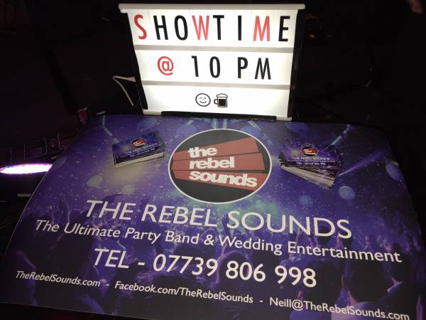 The Rebel Sounds - Showtime 10:30