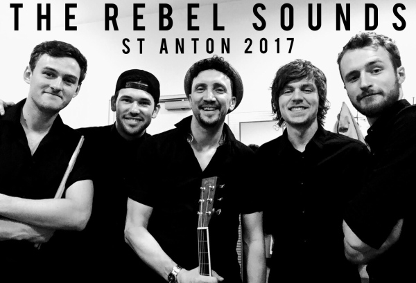The Rebel Sounds - Austria Band 2017