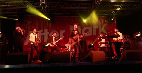 The Rebel Sounds - After Dark - Sheffield Arena - 2014