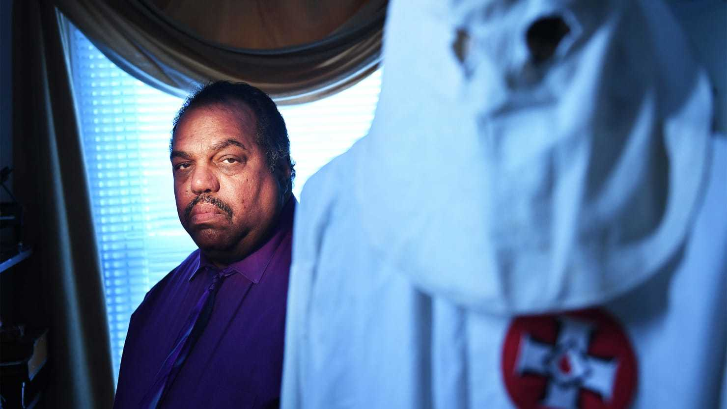 The Curious Case of Daryl Davis, the Black Man Befriending Members of the KKK