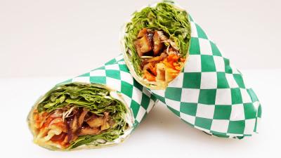 BBQ D-Wrap$7.95