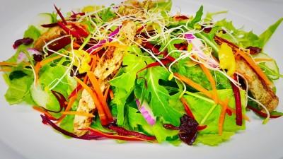 Grilled C-Salad $8.95