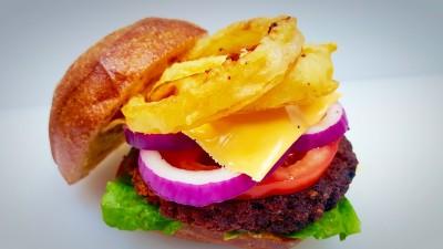 Up Beet Burger$8.95