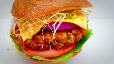 Crab Cake Burger$8.95