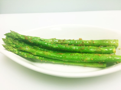 Grilled Asparagus		             $4.95