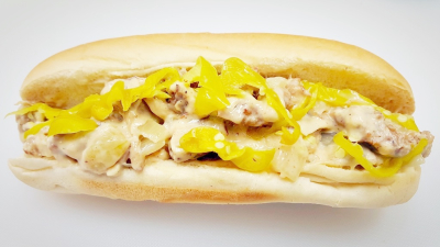 Philly CheeseSteak				$7.95
