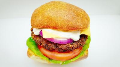 Black Bean Burger$8.95