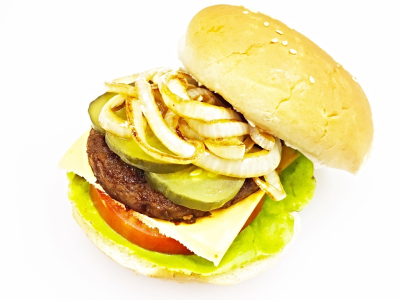 Classic Grilled B-Burger			$8.95
