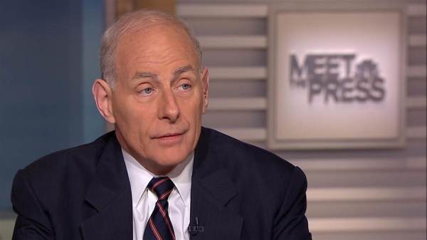 """Treason, Kushner, and Why John Kelly said """"You would not leave your house""""."""