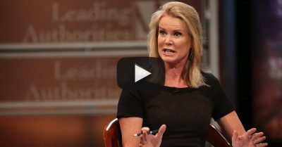 "Katty Kay says, ""Get used to it""."