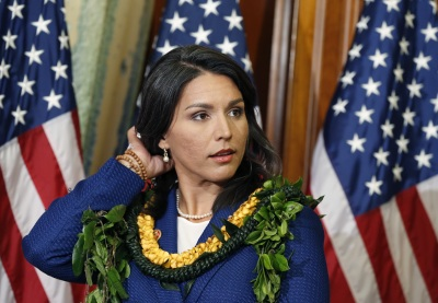 Tulsi Gabbard gets 2020 endorsement from unlikely source!
