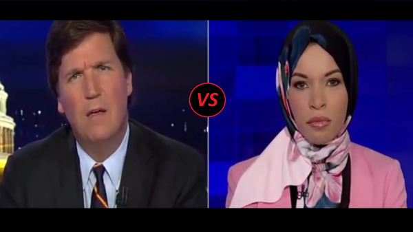 """I'm Black First, Not American"" Tucker Left Baffled!"