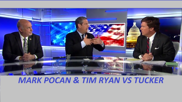 """2 on 1"" Tucker takes on Two Democrats on Comey Day!"
