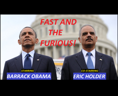 """""""FAST & FURIOUS"""" THE COVER-UP"""