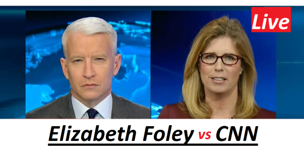 Elizabeth Foley takes CNN to School