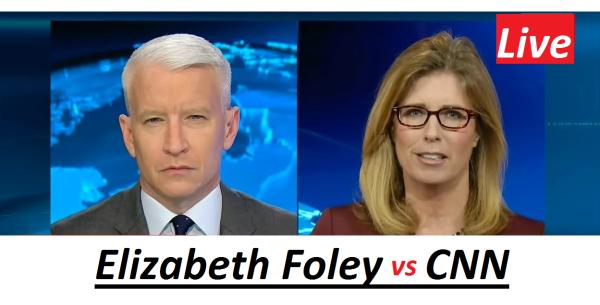 Elizabeth Foley takes CNN to School