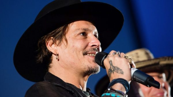 """Johnny Depp on killing a President, """"Maybe its time"""""""