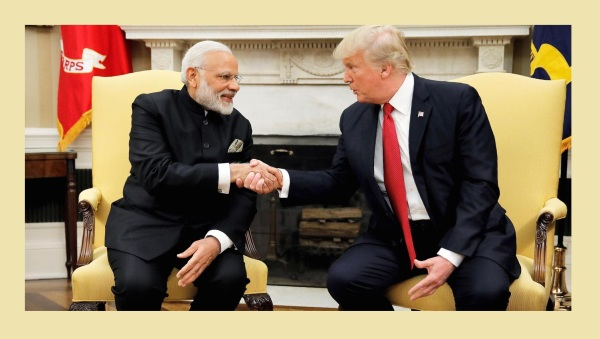 Things Got Real Between Trump and Modi. Real Fast!