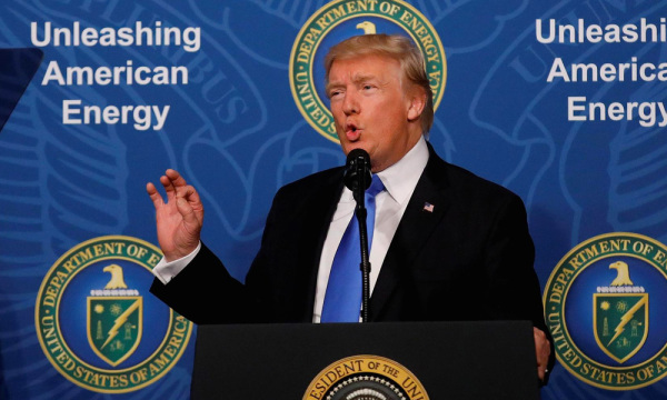 """Trump Brands CNN as """"Fake"""" During Energy Speech in the Most Hilarious Way."""