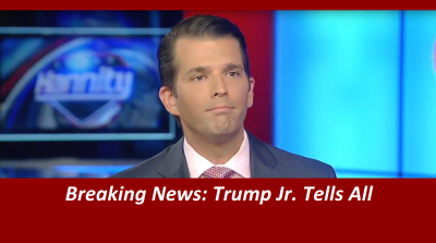 Donald Trump Jr. Answers All Questions!