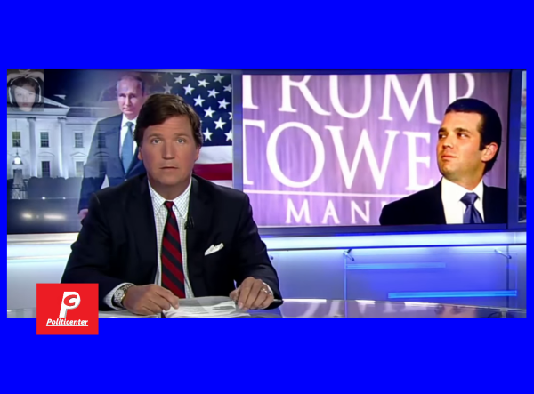 Blumenthal wants to send Don Jr. to the Electric Chair! Tucker Carlson Responds.