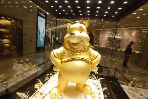 Winnie the Pooh is Now Symbol of Hate Speech in China! Why This Matters.