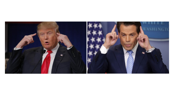 Trump and Mooch Speak/Sign the Same Language! Hilarious Must See Video!