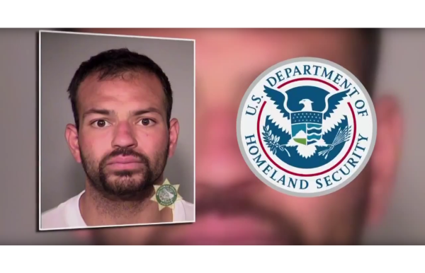 13 Felonies, Deported 20 Times, Free to Rape in Sanctuary City!