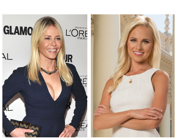 Tomi Lahren Battles Chelsea Handler at Politicon! No Holds Barred!