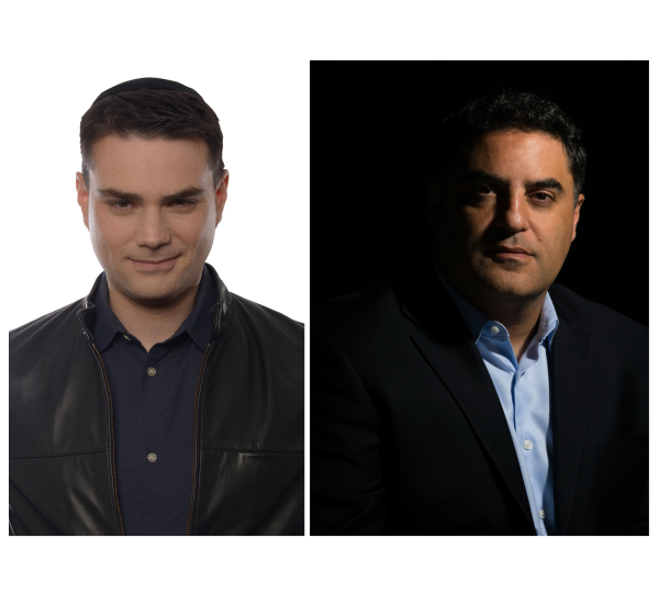 Shapiro VS Uygur, Battle of the Titans at Politicon!