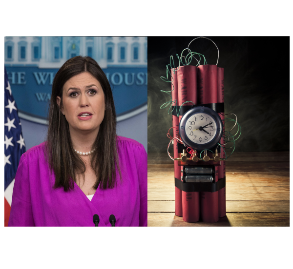 Sarah Huckabee Sanders Unloads a Truth Bomb on the Media!